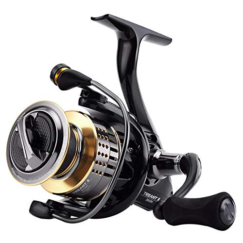 II 5.0:1 6.2:1 Fishing Reel 1000H 2000H 3000H 4000H Spinning Reel 13KG Max Drag Power Bass Carp Fishing Tackles,4000 Series
