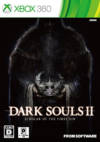DARK SOULS II SCHOLAR OF THE FIRST SIN (ダークソウル2 スカラー オブ ザ ファースト シン)