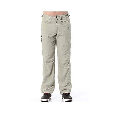magasin en ligne 12d7a 8ceb5 adidas Pantalon Anti-UV Cargo Beige Homme: Amazon.fr ...