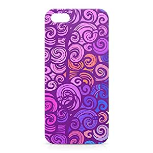 Clouds iPhone 5s 3D wrap around Case - Design 7