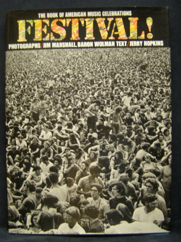 Festival! The Book of American Music Celebrations
