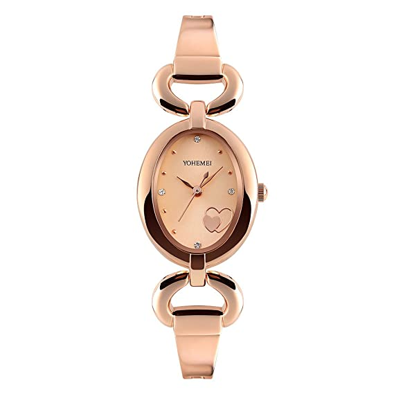 YUSU Reloj de pulsera para mujer Reloj de pulsera para mujer de moda simple impermeable Reloj
