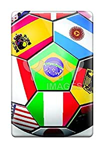 For Ipad Case, High Quality Brazil 2014 World Cup For Ipad Mini/mini 2 Cover Cases