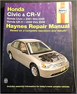 2006 honda civic hybrid manual