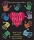 Book Cover for Love in the Palm of Your Hand: How to Use Palmistry for Successful Relationships