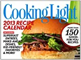 img - for Cooking Light 2013 Day-to-Day Calendar book / textbook / text book