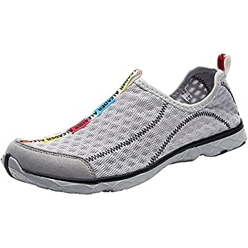 Mess Waterproof Wave Water Shoes, Navy/Grey, Size 11 US