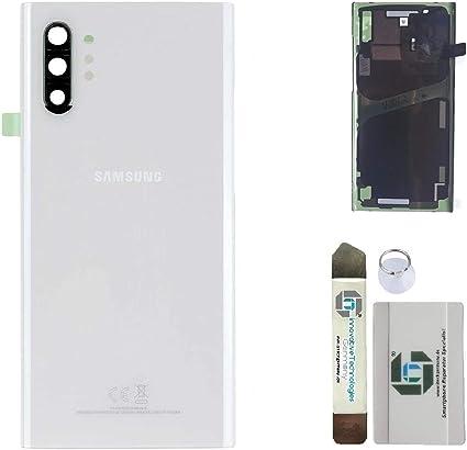 ITG® - Kit de reparación de tapa de batería original para Samsung Galaxy Note 10 Plus: Amazon.es: Electrónica