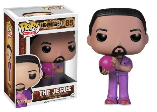 Funko POP Movies The Big Lebowski Jesus Vinyl Figure -