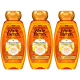 #2: Garnier Hair Care Whole Blends Illuminating Shampoo with Moroccan Argan & Camellia Oils Extracts for Dry Hair, 3 Count