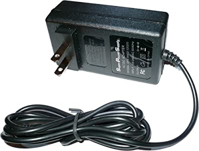 Super Power Supply® AC / DC Adapter Charger Cord for Sony SMP-N100 SMPN100 Streaming Network Media Player Wall Barrel Plug