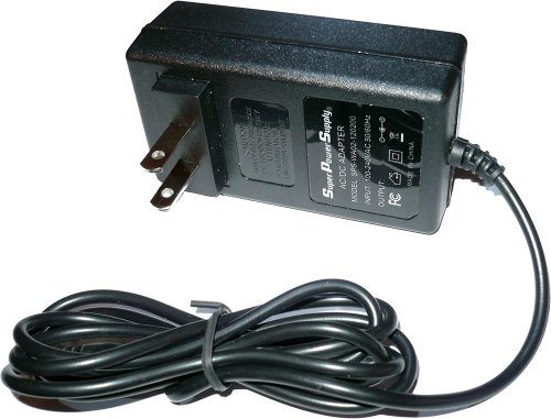 Super Power Supply® AC / DC Adapter Charger Cord for Seagate Backup Plus Stca1000100 Stca2000100 Stca3000101 Stca4000100 ; Backup Plus for Mac Stcb2000100 Stcb2000900 Stcb3000100 Stcb3000900 ; Expansion Stbv1000100 Stbv2000100 Stbv3000100 ; Freeagent Goflex Home Stam1000100 Stam2000100 Stam3000100 ; Wa-18q12fu Ads-18e-12n 1dxap2-500 1dz9n4-500...