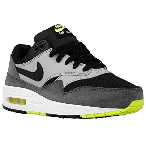 Nike Air Max 1 (gs) Jonge Low-top Zwart-grijs