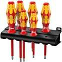 Wera Kraftform Plus 6 Pc. Professional Screwdriver Set