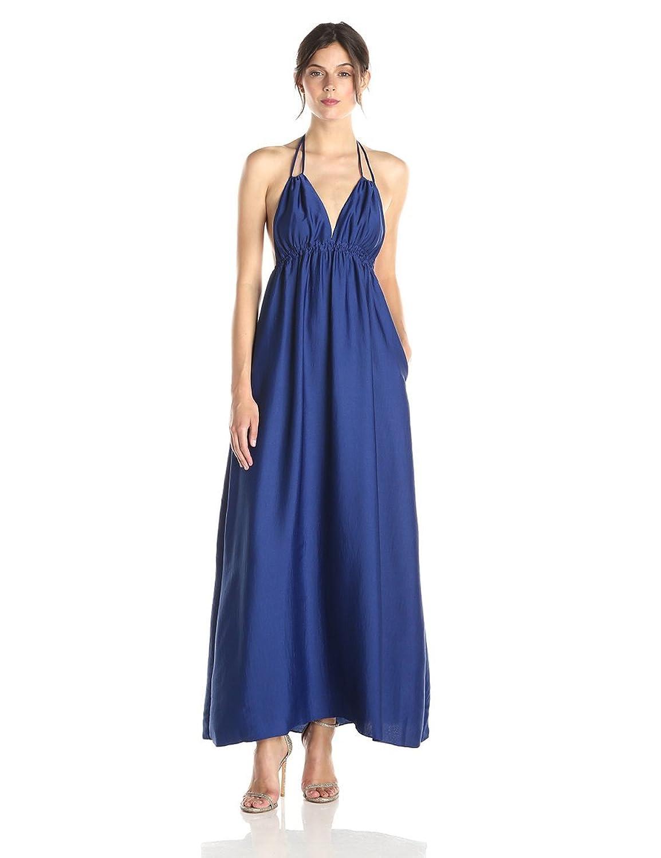 Ivticleon Women's Chiffon Dress Blue