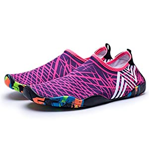 Water Shoes, AVADAR Men Women Water Shoes Barefoot Quick Dry Aqua Shoes for Swim Walking Yoga Lake Beach Garden Park Driving Boating.