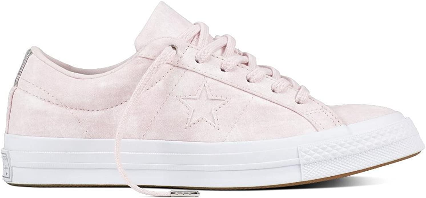 barely rose converse
