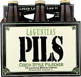 Lagunitas Brewing, Pilsner Czech, 6pk, 12 Fl Oz