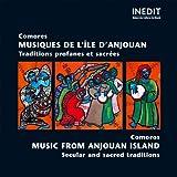 Comores. musiques de lîle danjouan. comoro islands. music from anjouan.