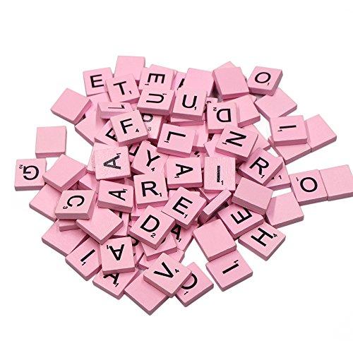 Pink Alphabet Letters - 5