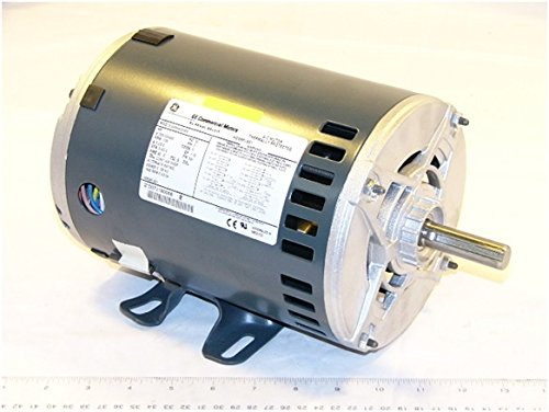 Motor, 208/230/460V, 3-Phase, 1725 rpm