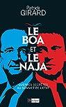 Le boa et le naja par Girard