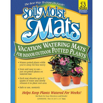 - Soil Moist Mats SMVS Soil Moist Vacation Mats