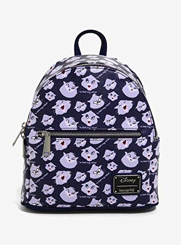 NWT The Emperor's New Groove Yzma Cat Mini Backpack