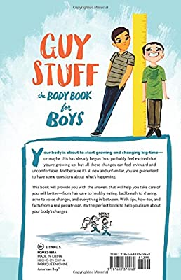 Guy Stuff The Body Book for Boys