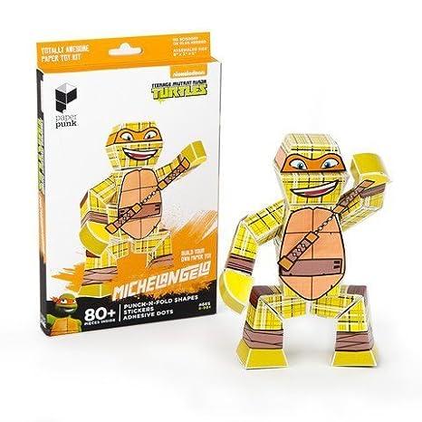 Amazon.com: Papel Punk Teenage Mutant Ninja Turtle TMNT ...