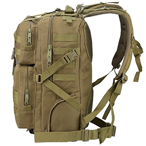 TTLIFE Military Water resistant Intensity Rucksacks