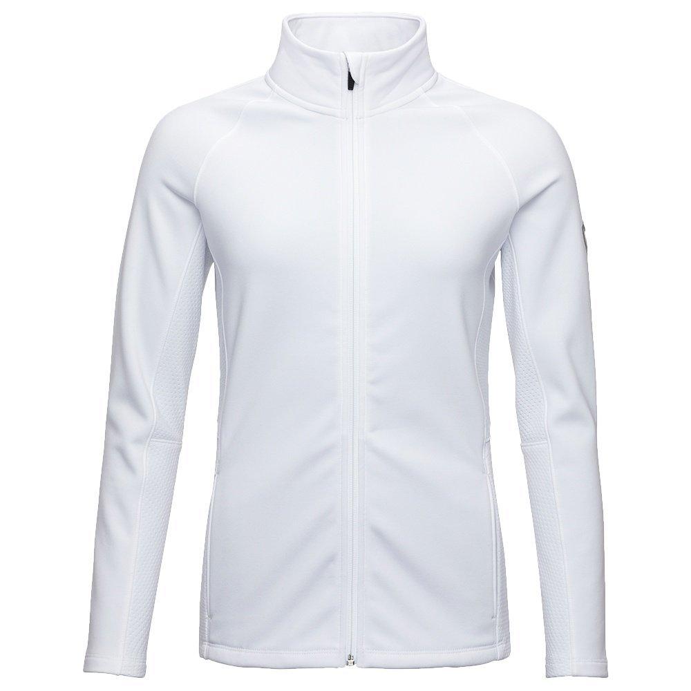 Blanc XS Rossignol Classique Polaire Femme