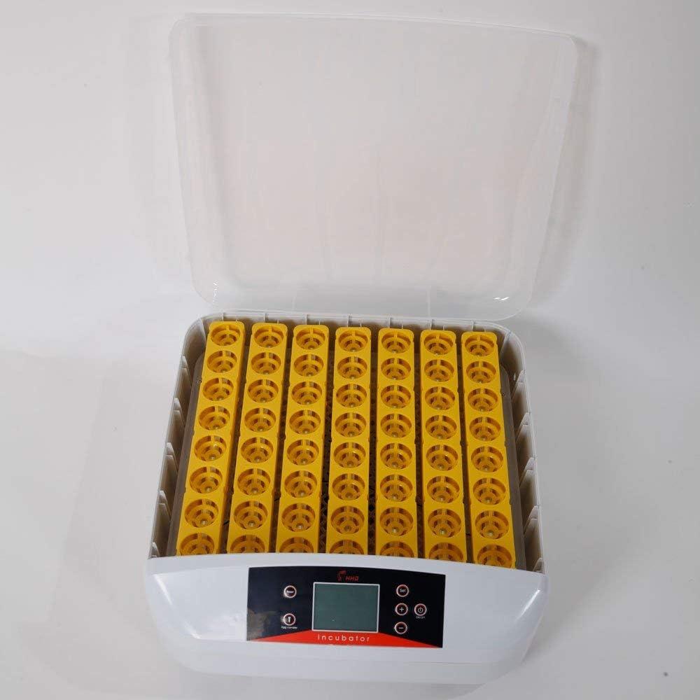 incudadora 56 huevos