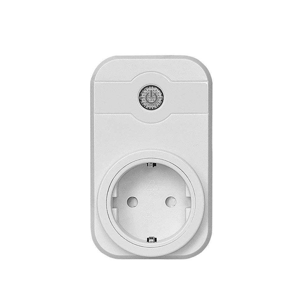 Tomando corriente conectado inteligente Wi-Fi compatible con Android, iOS y  Eco (controlado por APP y en cualquier lugar en cualquier momento) Diolumia