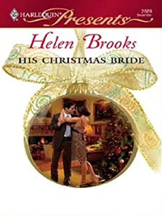 book cover of His Christmas Bride
