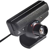LDGG Câmera de webcam com sensor de movimento ocular com microfone, microfone embutido com cancelamento de ruído, para…