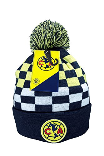 Club America Authentic Official Licensed Product Soccer Beanie - 01-2 by Club America