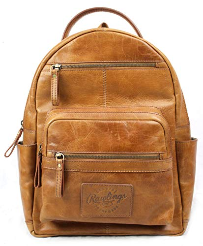 Rawlings Heritage Collection Medium Leather Backpack