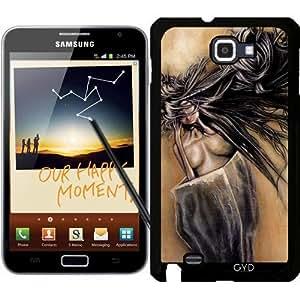 Funda para Samsung Galaxy Note GT-N7000 (I9220) - Vida Y Muerte by Rouble Rust