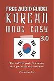 Korean Made Easy 3. 0, Chris Backe, 1481869736