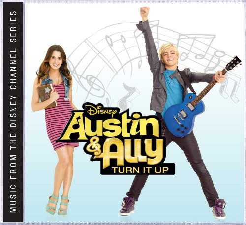 austin-ally-turn-it-up-cd-limited-edition-includes-3-bonus-songs-finally-me-face-to-face-and-who-i-a