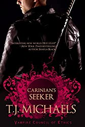 Carinian's Seeker (Vampire Council of Ethics Book 1)