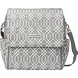 Petunia Pickle Bottom Boxy Backpack Diaper Bag in Quartz