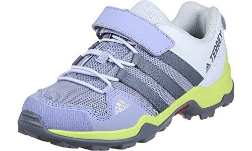 adidas Terrex Ax2r CF K, Zapatillas de Senderismo Unisex Niños Azul (Azutiz / Acenat / Seamhe 000)