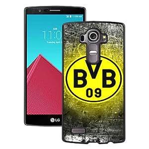 Fashionabe LG G4 Case ,Popular And Unique Designed Case With Borussia Dortmund 03 Black LG G4 Cover Phone Case