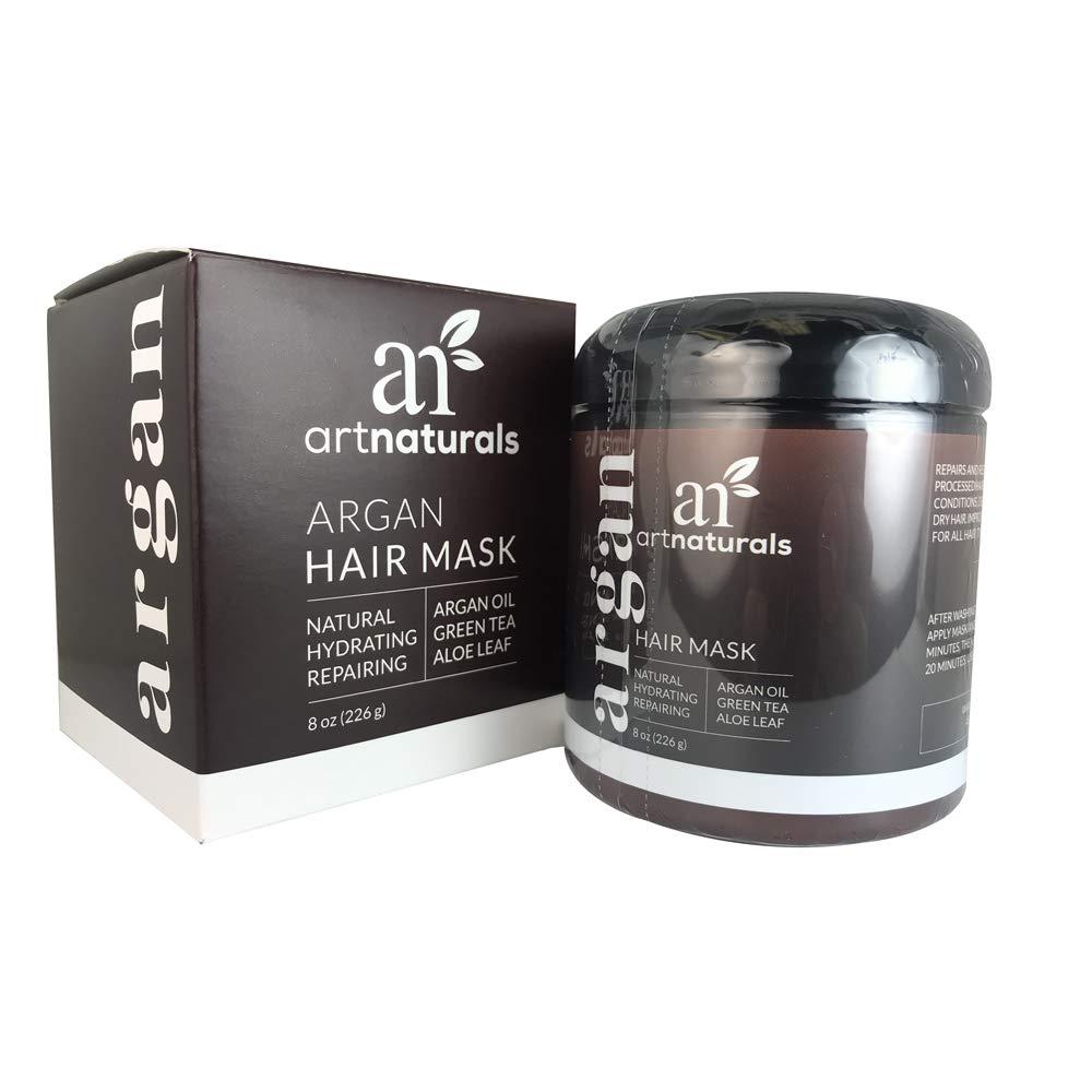 Artnaturals Argan Hair Mask, 8 Ounce