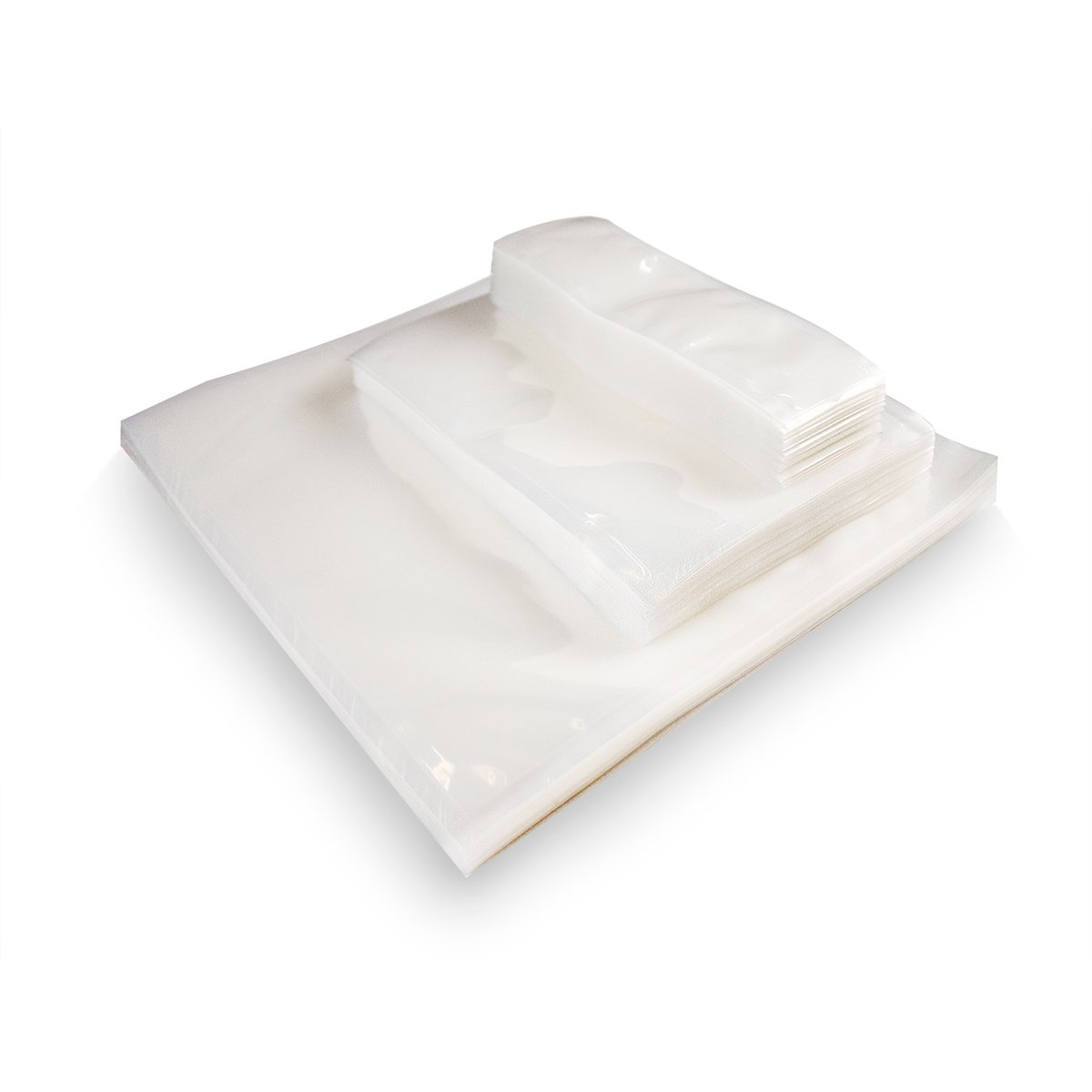 UltraSource Vacuum Chamber Pouches, 8 x 10, 3 mil (Box of 1000)