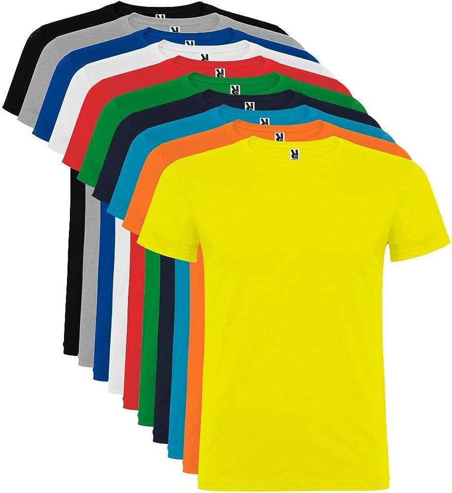 Pack de 10 Camisetas de Manga Corta para Hombre, 100% Algodón, Beagle: Amazon.es: Ropa y accesorios