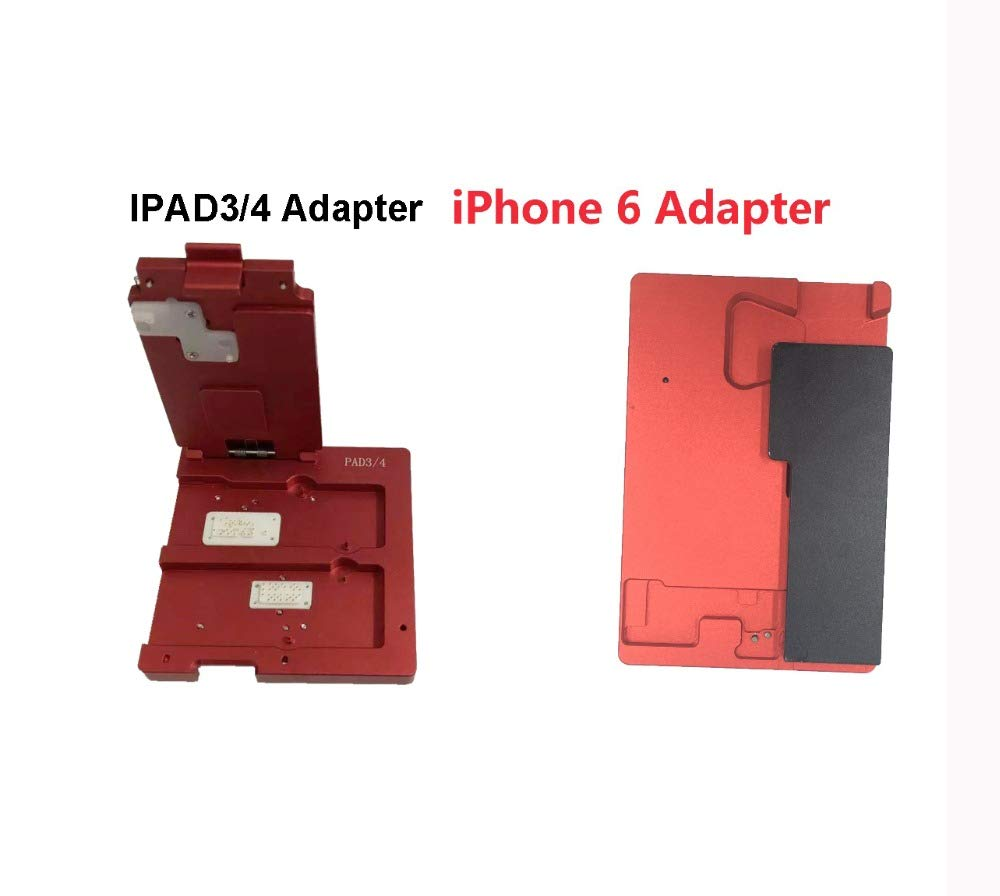 Gimax Non-removal NAVI PLUS Pro3000s programmer ipad3 4 iPhone 6 6 plus adapter without change NAND bypass remove iCloud Change SN - (Color: iphone 6 6p adapter)