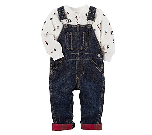 Carters Boys Overalls - 5